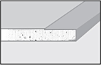 Krawędzie płyt gipsowo-kartonowych - PRO