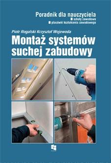 książka montaż systemów suchej zabudowy
