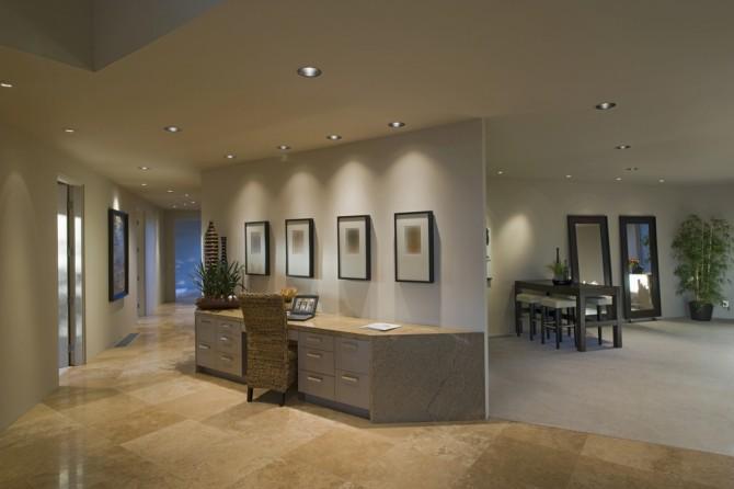 Ścianka działowa pozwala podzielić dużą przestrzeń